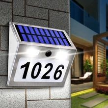 Solar Wall Lights, Solar Lamp, Solar Battery, Solar House Numbers, Solar Street Light, House Number Plaque, Garden Doors, Solar Panels, Tecnologia