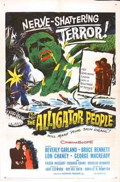 The Alligator People......1959