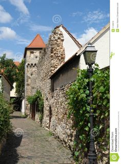 freinsheim germany | walk around the old town of Freinsheim in the Palatine area of Germany ...