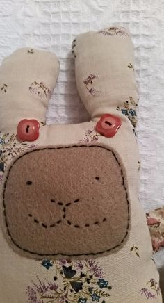 Ton doudou Art Et Design, Illustrations, Objet D'art, Creations, Creative Workshop, Softies, Fabrics, Objects, Drawing Drawing