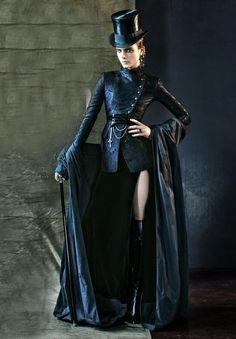#Dark #Gothic #Fashion