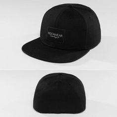 05b06bd6c66 Rocawear-Flexfitted-Cap-Gigant-in-black