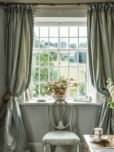 all the beauty things... window coverings