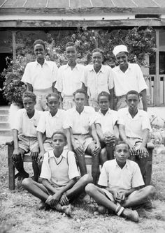 EDUCATION IN BRITISH SOMALILAND, C. 9 JULY 1945
