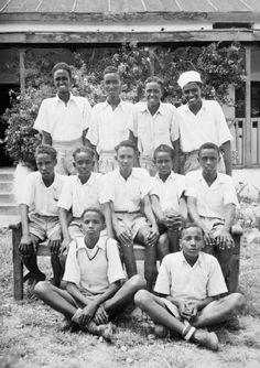 EDUCATION IN BRITISH SOMALILAND, C. 9 JULY 1945