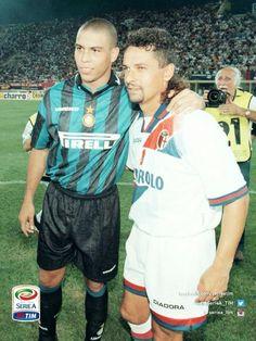 Ronaldo è Baggio