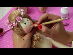 Boneca Sachê (usando essência na sua peça) - Rápido, fácil e lindo! - YouTube