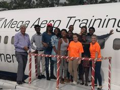 Our 👨‍🏫👩‍🏫 trainers at #TrainingForSuccessAcademy have a thorough knowledge and more than 10 years of hands-on experience in ✈️✈️aviation fields. #Cabincrewcourses #FlightAttendant #Airhostess #Benoni #SouthAfrica #Teamwork #AviationCourses  #TravelAndTourismCourse