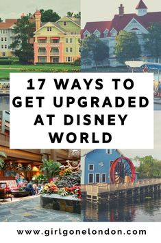 Enjoy these tips and tricks on how to get upgraded at Disney World resorts, whether you're hoping to get upgraded at Wilderness Lodge, the Grand Floridian, or Pop Century resort. This guide to getting upgrade at Disney World hotels will help you plan the Disney World Hotels, Disney Resorts, Disney World Vacation, Disney Vacations, Walt Disney World, Vacation Travel, Disney Travel, Disney Worlds, Disney Land