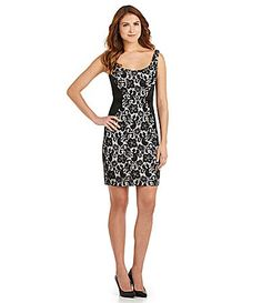 Jax Sleeveless Lace Dress #Dillards
