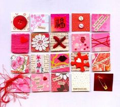 Inchies Itch - PAPER CRAFTS, SCRAPBOOKING & ATCs (ARTIST TRADING CARDS)