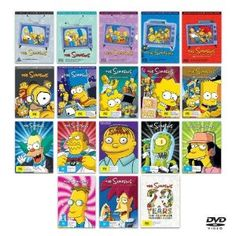 Amazon.com: The Simpsons Complete Series Collection Seasons 1-17 and Season 20: Dan Castellaneta, Nancy Cartwright, Julie Kavner: Movies & TV