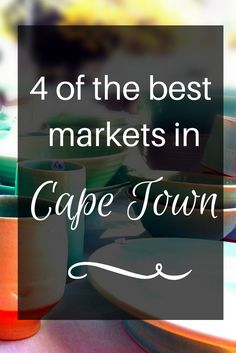 cape town markets travel
