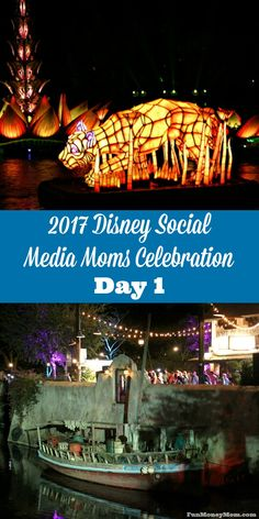 I couldn't believe I'd actually been invited to the Disney Social Media Moms Celebration! Find out what the excitement was all about! #DisneySMMC
