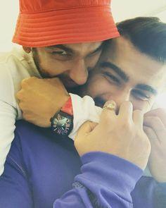Arjun Kapoor and Ranveer Singh Bollywood Songs, Bollywood Actors, Bollywood News, Ranveer Singh, Akshay Kumar, Suraj Pancholi, Indiana, Facebook Trending, Terms Of Endearment