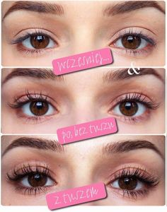 Tip for Long Lashes - DIY