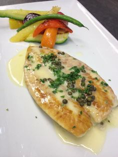 Our Filet of Sole, one of our best selling dishes.