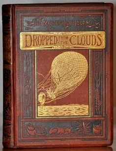 Dropped from The Clouds Jules Verne Mysterious Island 1st 1st Edition | eBay