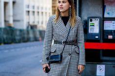 Les plus beaux street looks de la Fashion Week de Londres Jour 1