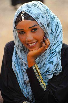Beautiful //Beni Amir tribe, Kassala, Sudan #world #faces #culture