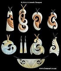 Resultado de imagen para maori bone carvings
