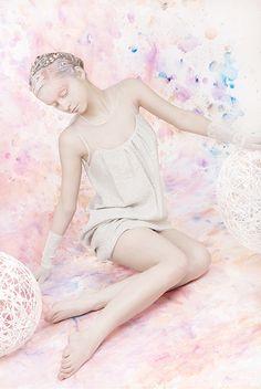 L'aquarelle by Andrey  & Lili , via Behance