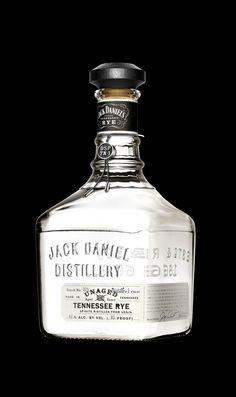 Jack Daniel's Distiller's Run  Designed By: Stranger & Stranger
