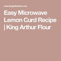 easy microwave lemon curd mirror glaze recipe microwave lemon curd ...