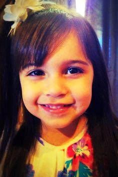 Simply beautiful... My daughter!
