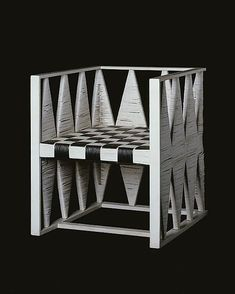 wiener werkstatte furniture - Google Search
