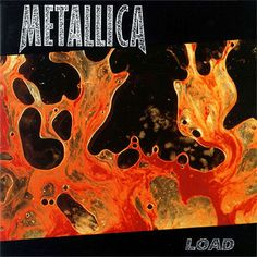 """This is the album cover for Metallica's Load, the """"art"""" done by Andres Serrano. The piece is called Blood and Semen III (yes, there are two other versions of Blood and Semen), and that's exactly what he used as a media. Brilliant? Disgusting? Does it even make a point? Is it even art? Hmmm."""