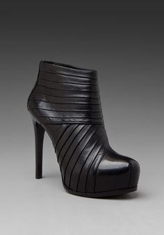 LOVE. Laisha Bootie in Black