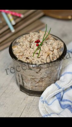Recette Dukan: rillettes de poulet à l'ail et à la ciboulette. Pour l'apéro dès l'Attaque !