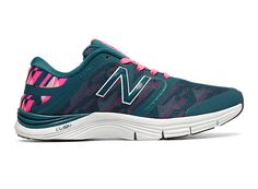 So many options, so many uses. It's easy to see why the 711v2 graphic cross-training shoe for women is one of our best sellers. Comfort. Cute. What more could a girl want?