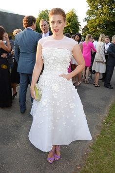 Princess Beatrice of York attend The Serpentine Gallery Summer Party... News Photo 451565970