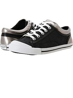 newest collection dc54b 41393 COACH at 6pm. Free shipping, get your brand fix! Coach Sneakers, Coach