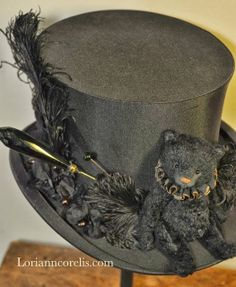 The Spotted Hare... I love this hat!