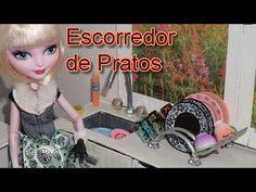 Como fazer uma torradeira para bonecas Barbie e outras - miniatura faça você mesmo - YouTube