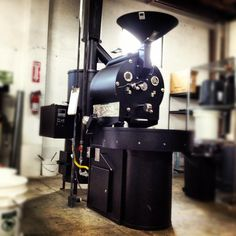 San Franciscan Roaster SF25 at Insight Coffee Roasters in Sacramento, CA