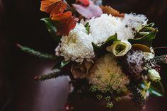Ben + Andrea's Wedding | Photographer Abigail Varney | Bridal Bouquets | North St Botanical