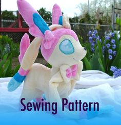 Instant Download Pokemon Sylveon Plushie Pattern on Etsy, $14.50