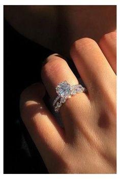 Dream Engagement Rings, Engagement Ring Settings, Vintage Engagement Rings, Wedding Engagement, Morganite Engagement, Wedding Set, Wedding Ideas, Dream Wedding, Perfect Wedding