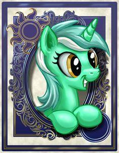 Lyra by harwicks-art on DeviantArt My Little Pony Costume, My Little Pony Games, My Little Pony 1, My Little Pony Drawing, My Little Pony Friendship, Lyra Heartstrings, Filly, Vinyl Scratch, My Little Pony Wallpaper