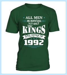 Kings are born in 1992 (*Partner Link)