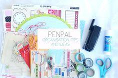 PENPAL // Organisation, Tips and Ideas (Emily Jane)