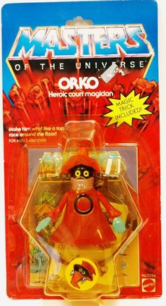 Orko action figure from Masters of the Universe. http://www.ebay.ca/usr/collectiblesbycandb
