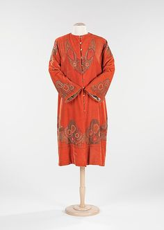 Evening coat, 1925. French. The Metropolitan Museum of Art, New York. Brooklyn Museum Costume Collection at The Metropolitan Museum of Art, Gift of the Brooklyn Museum, 2009; Gift of Mrs. Howard C. Brokaw, 1960 (2009.300.286)