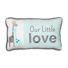 """The Peanut Shell Uptown Giraffe Lumbar Pillow - The Peanut Shell - Babies """"R"""" Us"""