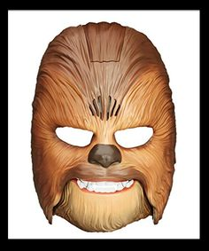 Star Wars Chewbacca Mom Chewie Wookie Talking Mask Christmas Gift