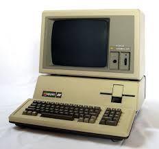 zo zag een apple computer er vroeger uit